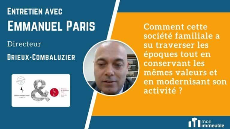 Drieux Combaluzier : l'expert des ascenseurs sur-mesure à Paris