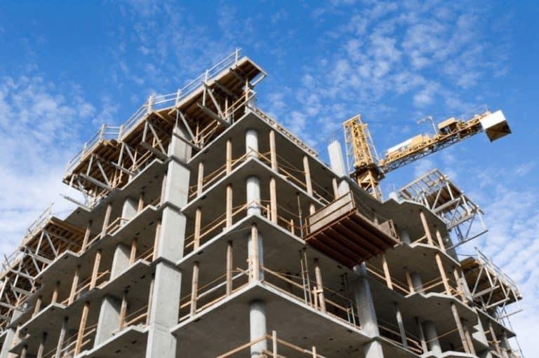 Indice bâtiment BT 01 pour l'achat sur plan (2020)