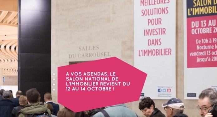 Salon national de l'immobilier à Paris