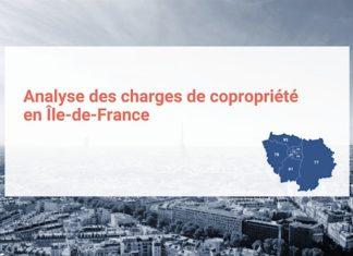 Charges de copropriété en Ile de France.