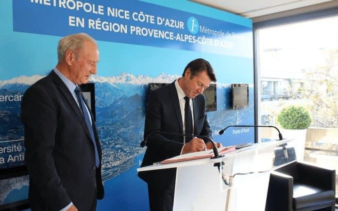 Charte d'engagement de la ville de Nice avec l'UNPI.