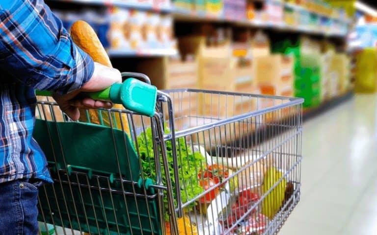 Indice mensuel des prix à la consommation (2020)