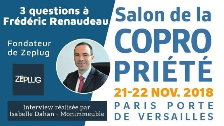 5 questions à Frédéric Renaudeau, fondateur de ZePlug