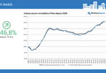 prix de l'immobilier