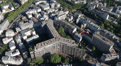 Prix du Public : Copropriété Le Méridien de Paris