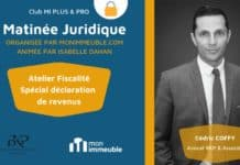 Déclaration de revenus : Matinée juridique avec Cedric COFFY