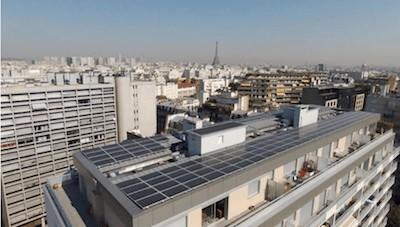Prix Spécial du Jury : Copropriété Rue de Vouillé, Paris 15e