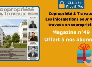 Magazine copropriété & travaux 49