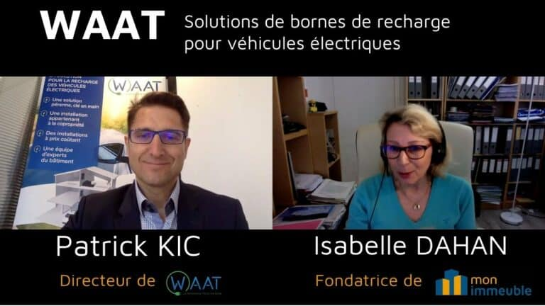 Comment recharger sa voiture électrique en copropriété ? Entretien avec Patrick Kic, Directeur de Waat