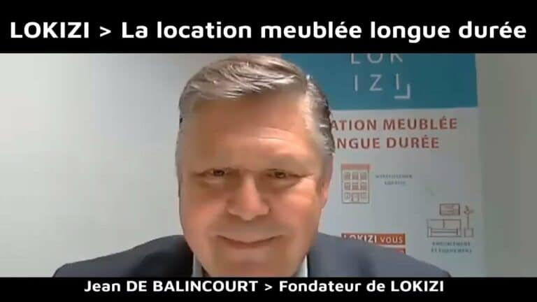 Location meublée longue durée : Entretien avec Jean de Balincourt, fondateur de Lokizi