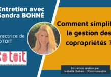 Entretien avec Sandra BOHNE, dirigeante de COTOIT