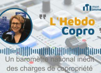 Hebdo Copro : Un baromètre national inédit des charges de copropriété