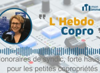 Hebdo Copro : Honoraires de syndic