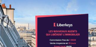 Liberkeys souhaite réinventer l'agence immobilière