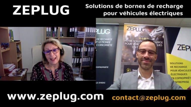 Zeplug : Comment charger son véhicule électrique en copropriété ?