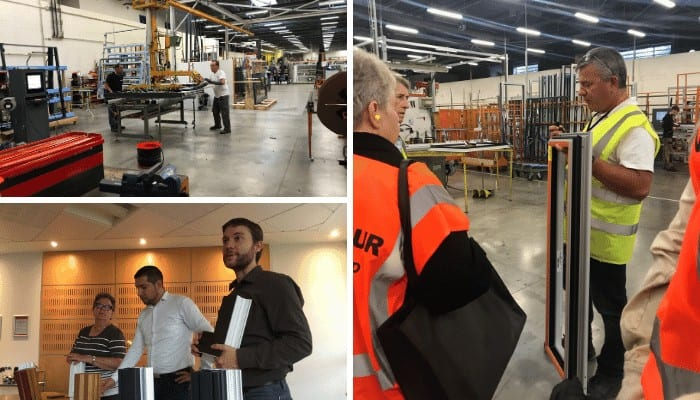 LORENOVE - Visite d'usine 2