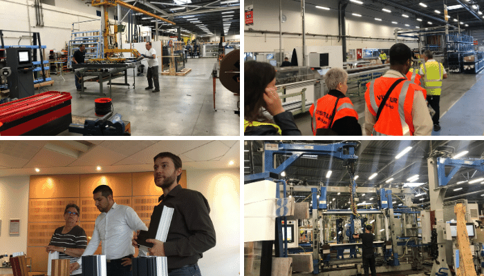 LORENOVE - Visite d'usine