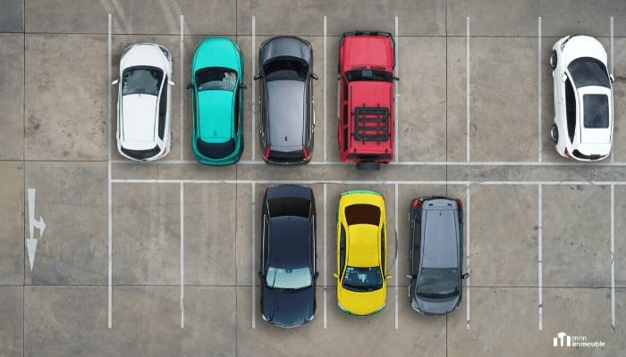 Vente d'une place de parking : priorité des copropriétaires et majorité de vote