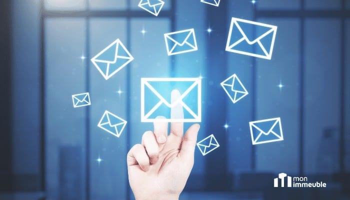 Notifications et mises en demeure : peut-on se passer de la lettre recommandée électronique au profit de l'envoi d'un simple email ?