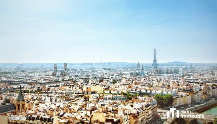marché immobilier parisien