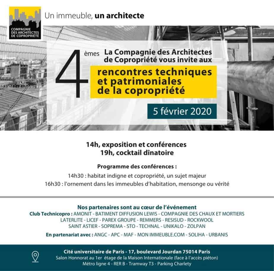 Invitation CAC - 4èmes Rencontres