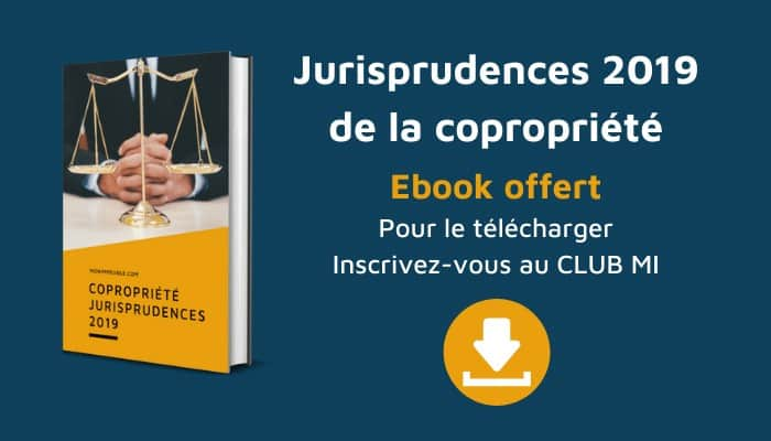 E-book : les jurisprudences de la copropriété en 2019