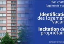 Logements vacants : un plan d'action pour le parc privé