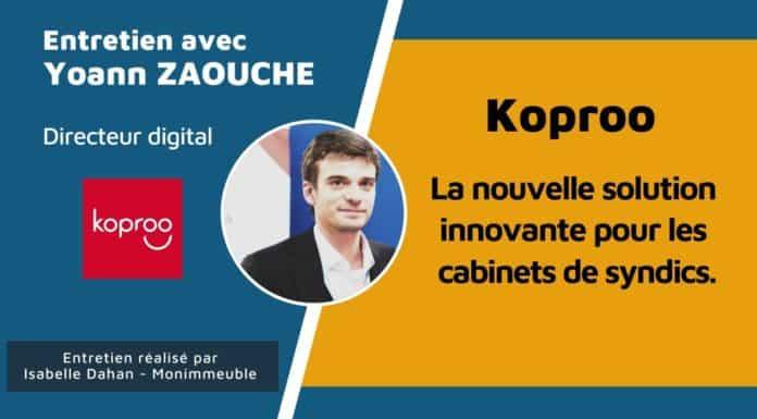 Koproo : la solution de transition numérique des syndics de copropriété