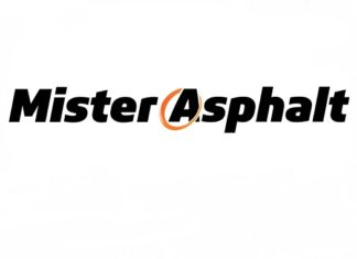 Logo Mister Asphalt