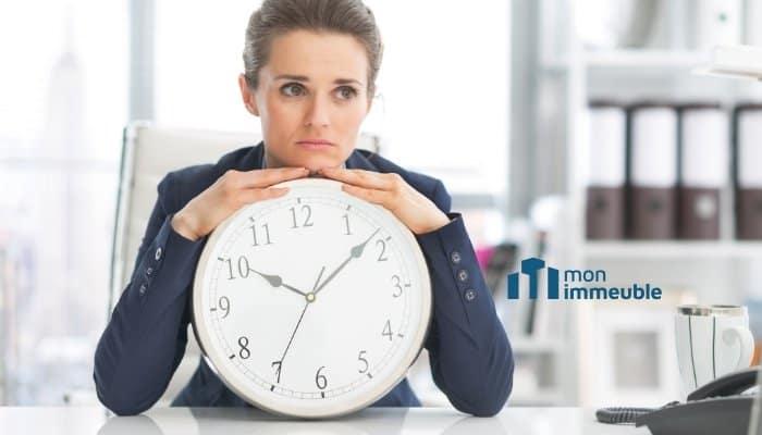 Ajustement des délais légaux pour réamorcer la filière immobilière