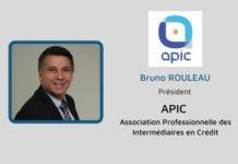 Bruno Rouleau élu nouveau président à la tête de l'APIC