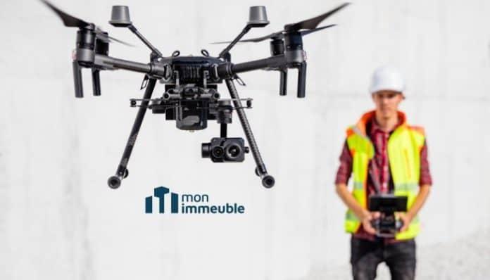 Inspection par drone : quels sont les avantages pour une copropriété ?