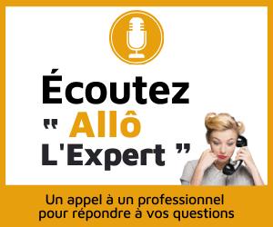 Podcast Allô l'Expert