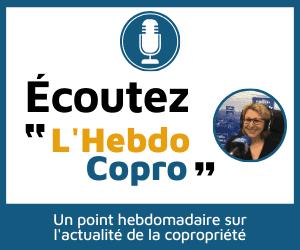 Podcast L'Hebdo Copro