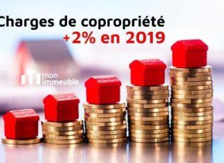 Charges de copropriété : une augmentation de 2 % en 2019