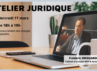 Atelier juridique mars 2021 - recouvrement des charges impayées