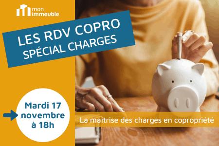 RDV COPRO - spécial charges