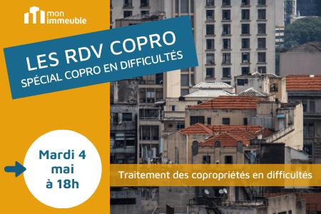 RDV COPRO - spécial copro en difficultés