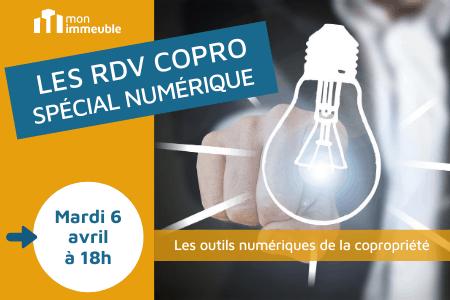 RDV COPRO - spécial numérique