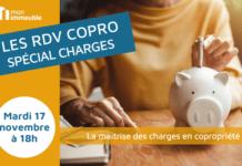 RDV COPRO - spécial charges de copropriétés