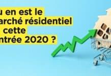 Marché immobilier : une baisse inévitable de l'activité en 2020