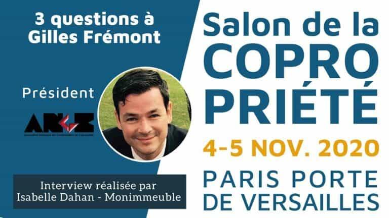 3 questions à Gilles Frémont, président de l'ANGC