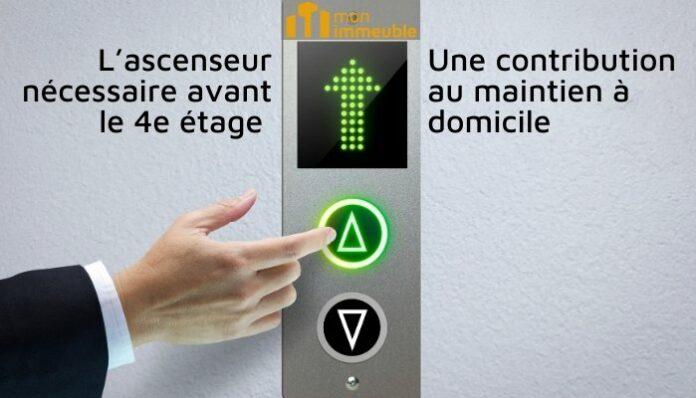 L'ascenseur : un équipement de mobilité indispensable aux yeux des Français