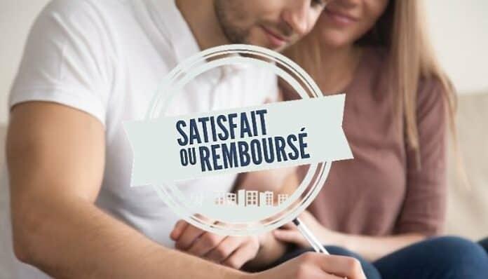 """Sécurisation : Le nouveau """"satisfait ou remboursé"""" de l'immobilier neuf"""