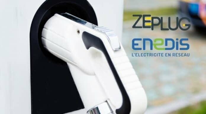 Enedis et Zeplug s'associent pour la mobilité électrique