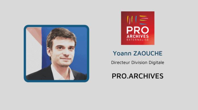 Conciergerie Digitale : un nouveau service de Pro.Archives