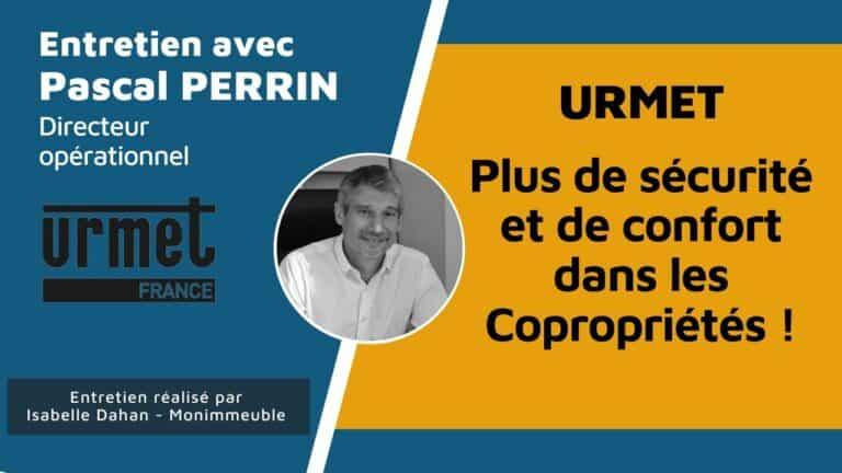 Interview de Pascal Perrin, directeur opérationnel chez Urmet Yokis