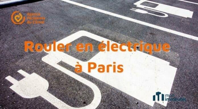 Rouler en électrique à Paris pour un avenir plus sain