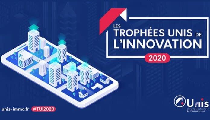 Trophées Unis de l'Innovation : nouvelles pratiques de l'immobilier