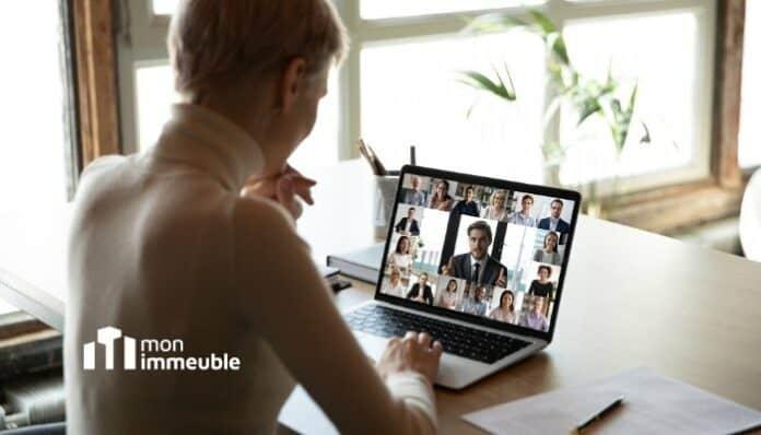 Assemblée générale en ligne : une réunion 2.0 pour les copropriétaires